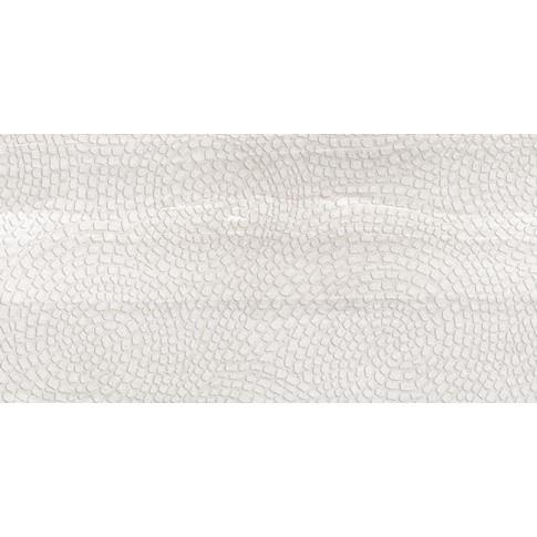 Гранитогрес Модена бял декор, калиброван, частична калибровка 30/60 8899, Ceramica Fiore 3