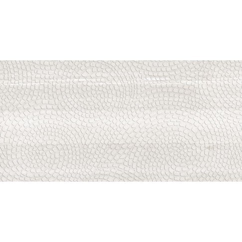 Гранитогрес Модена бял декор, калиброван, частична калибровка 30/60 8899, Ceramica Fiore 5