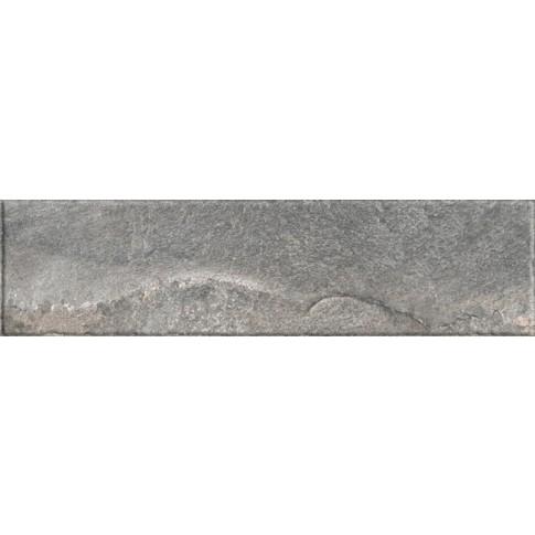 Гранитогрес Сантана антрацит 15.5/60.5 9300, Ceramica Fiore 10