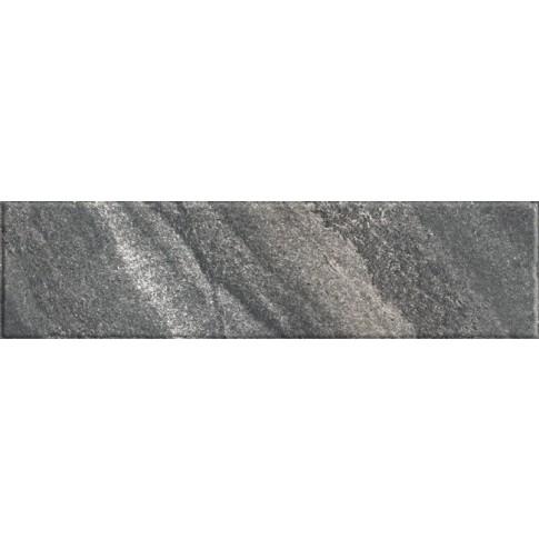 Гранитогрес Сантана антрацит 15.5/60.5 9300, Ceramica Fiore 11