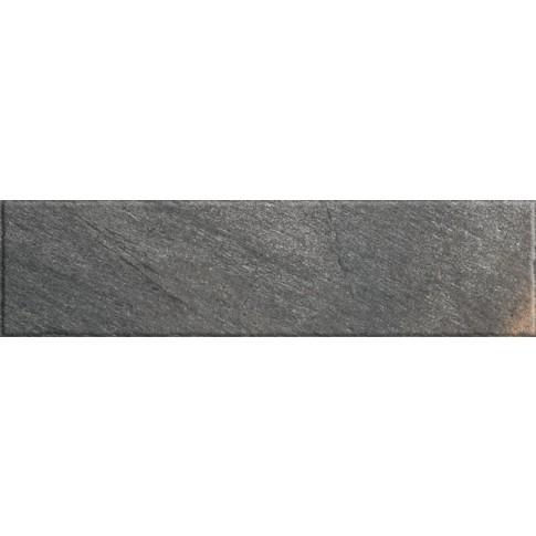 Гранитогрес Сантана антрацит 15.5/60.5 9300, Ceramica Fiore 12