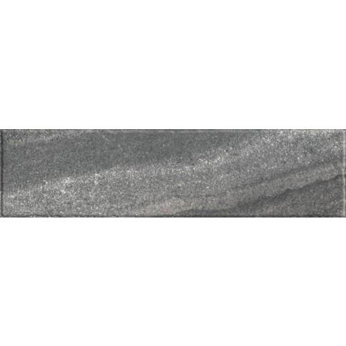 Гранитогрес Сантана антрацит 15.5/60.5 9300, Ceramica Fiore