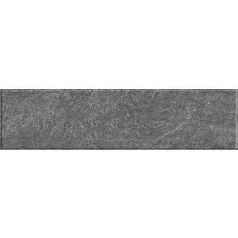 Гранитогрес Сантана антрацит 15.5/60.5 9300, Ceramica Fiore 4