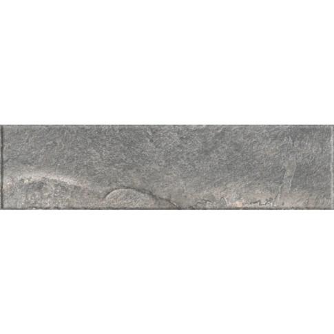 Гранитогрес Сантана антрацит 15.5/60.5 9300, Ceramica Fiore 5
