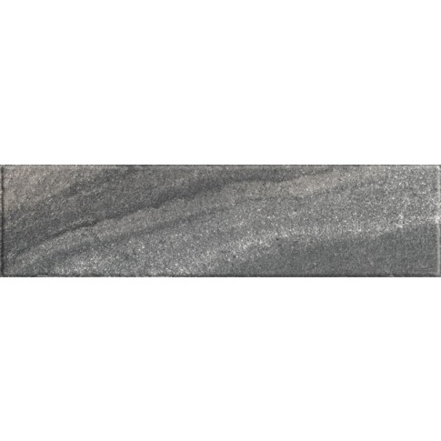 Гранитогрес Сантана антрацит 15.5/60.5 9300, Ceramica Fiore 6