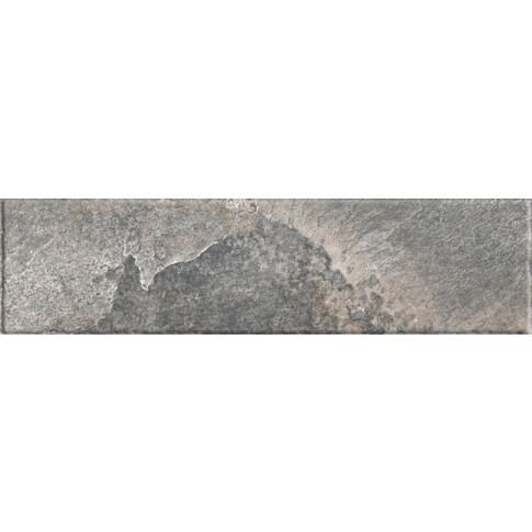 Гранитогрес Сантана антрацит 15.5/60.5 9300, Ceramica Fiore 7