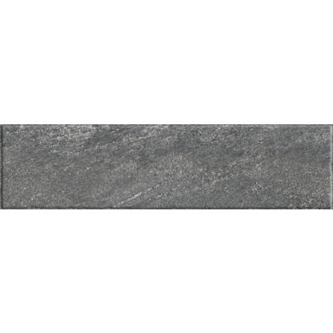 Гранитогрес Сантана антрацит 15.5/60.5 9300, Ceramica Fiore 8