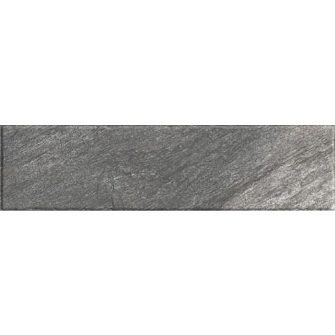 Гранитогрес Сантана антрацит 15.5/60.5 9300, Ceramica Fiore 16