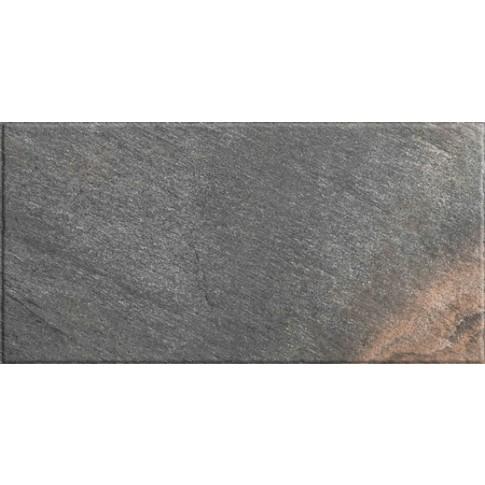 Гранитогрес Сантана антрацит 30/60 9323, Ceramica Fiore 11
