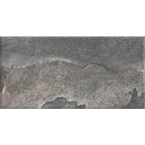 Гранитогрес Сантана антрацит 30/60 9323, Ceramica Fiore 7