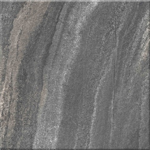 Гранитогрес Сантана антрацит 60/60 9332, Ceramica Fiore 11