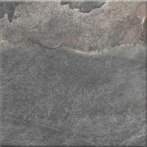 Гранитогрес Сантана антрацит 60/60 9332, Ceramica Fiore 9