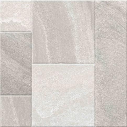 Гранитогрес Сантана микс сив 60/60 9336, Ceramica Fiore 11