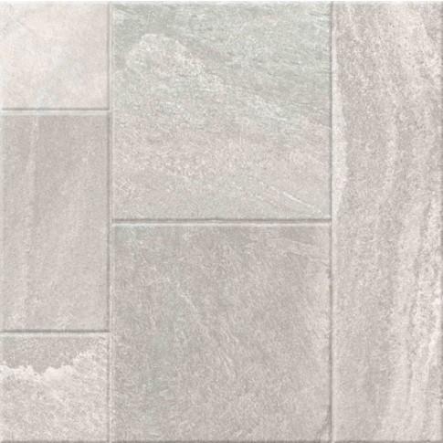 Гранитогрес Сантана микс сив 60/60 9336, Ceramica Fiore 4
