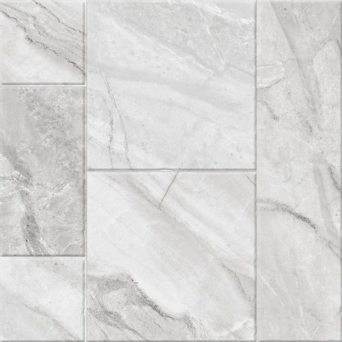 Гранитогрес Навона микс сив 60/60 9341, Ceramica Fiore 5