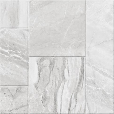 Гранитогрес Навона микс сив 60/60 9341, Ceramica Fiore 7