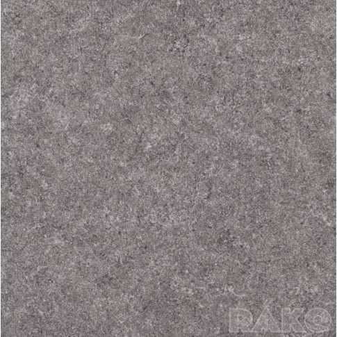 Калиброван гранитогрес Rock тъмно сив 60х60х1 второ качество DAK63636