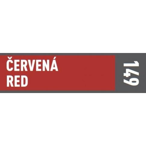 Водоотблъскваща, гъвкава фуга GF DRY 149 тъмно червено - 5 кг.