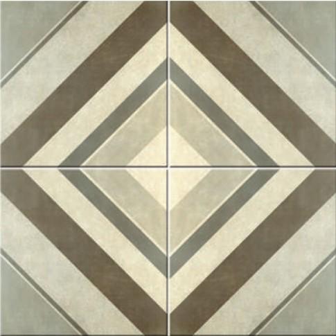 Гранитогрес Geometric 42х42 6044-0008, Cesarom Румъния 2