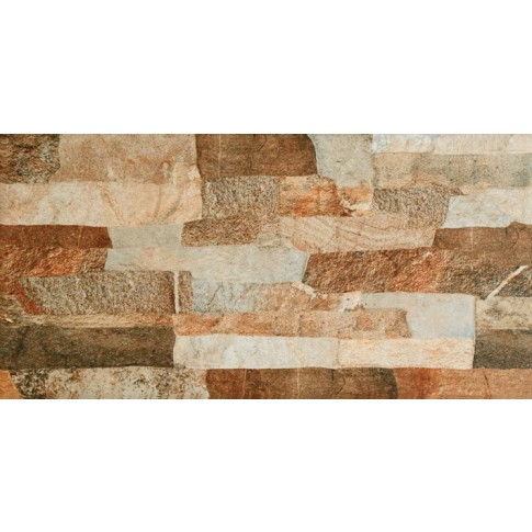 Гранитогрес Муро mix 30х60 8295, Ceramica Fiore