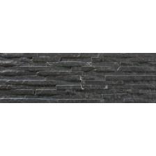 Гранитогрес Centenar black 17х52, Bestile Испания