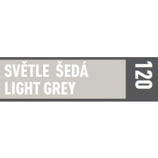 Водоотблъскваща, гъвкава фуга GF DRY 120 светло сив - 1 кг.